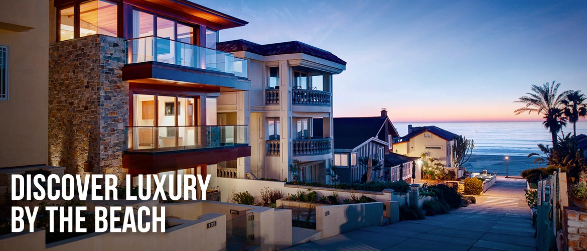 Discover Luxury by the Beach